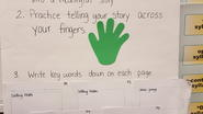 Writing- Using keywords to start a story