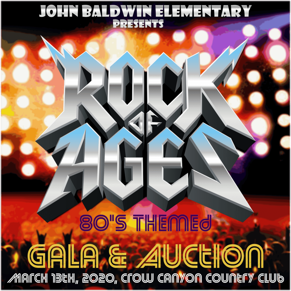 Rock of Ages Gala   Auction
